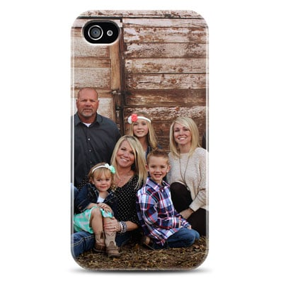 Create A Custom Apple iPhone 4 Hybrid Case
