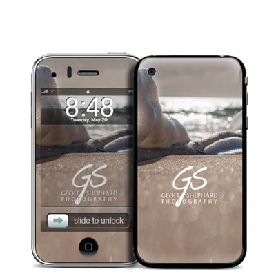 Create Custom skins for Your Apple iPhone 3G/3GS