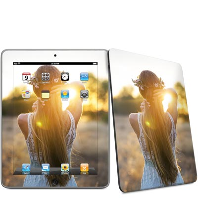 Create Custom skins for Your Apple iPad