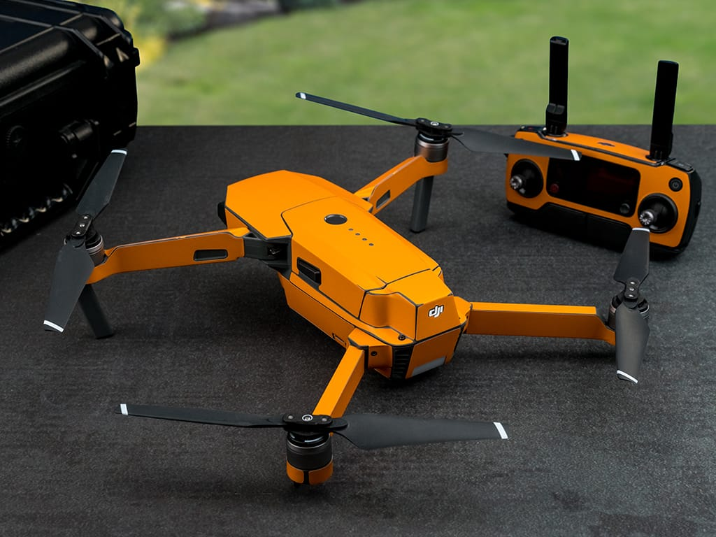 DecalGirl DJI Mavic Pro Skins - Click to View Larger Image
