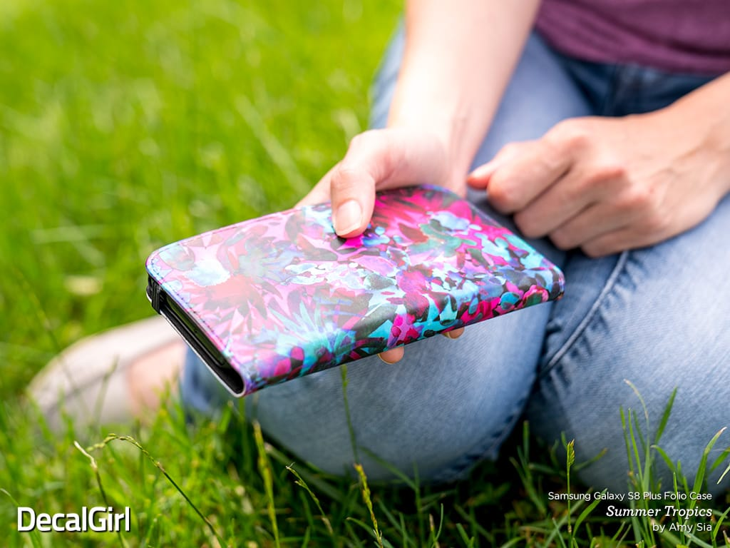 DecalGirl Folio Cases