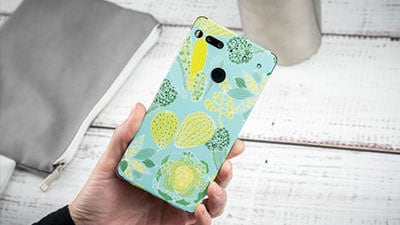 Essential Phone Skins