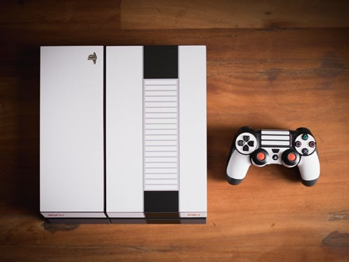 PlayStation Wishes the NES a Happy 30th Anniversary - Push Square