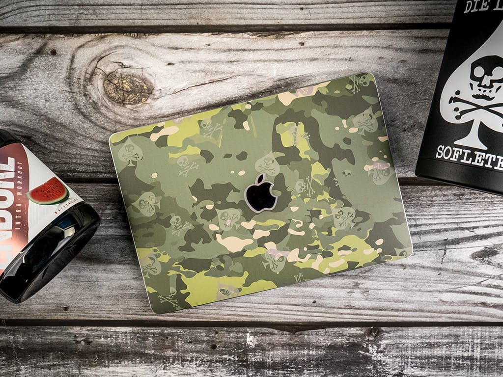 SOFLETE Skins, Sleeves and Cases | Die Living - Click to View Larger Image