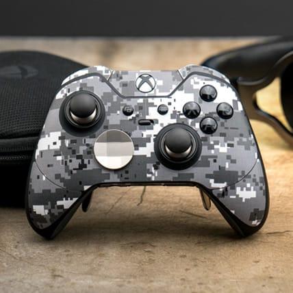 Microsoft Xbox One Elite Controller Skins | DecalGirl