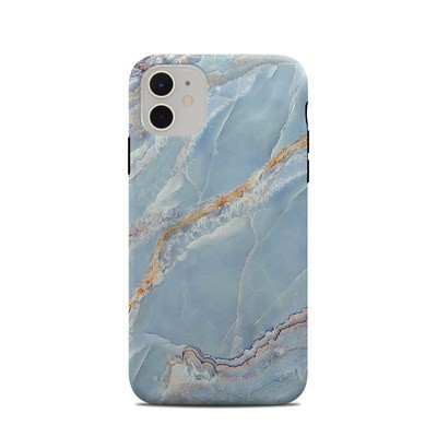 Apple iPhone 11 Clip Case - Atlantic Marble