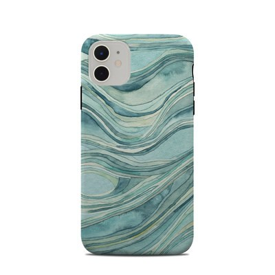 Apple iPhone 11 Clip Case - Waves