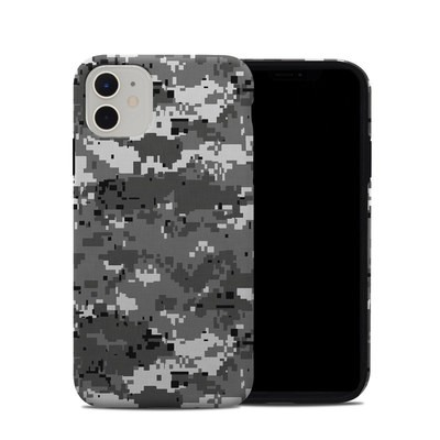 Apple iPhone 11 Hybrid Case - Digital Urban Camo
