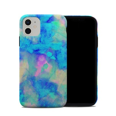 Apple iPhone 11 Hybrid Case - Electrify Ice Blue