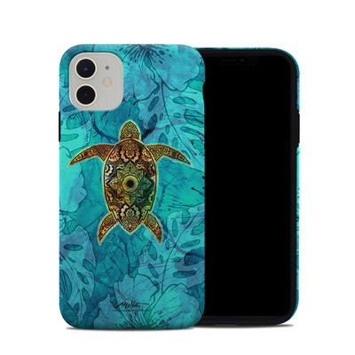 Apple iPhone 11 Hybrid Case - Sacred Honu