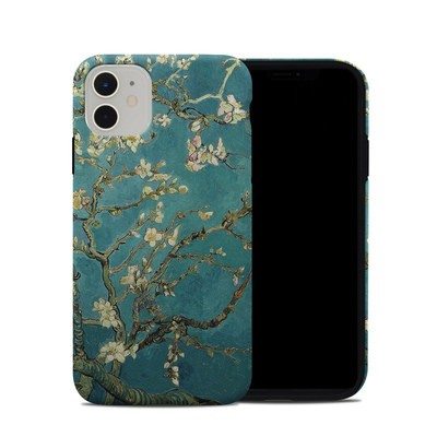 Apple iPhone 11 Hybrid Case - Blossoming Almond Tree