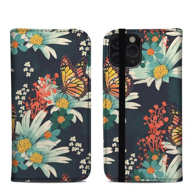 Apple iPhone 11 Pro Folio Case - Monarch Grove