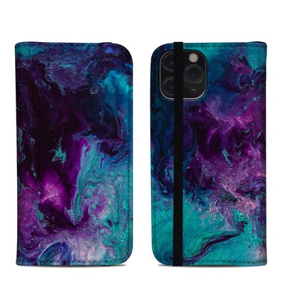 Apple iPhone 11 Pro Folio Case - Nebulosity