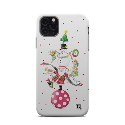 Apple iPhone 11 Pro Max Clip Case - Christmas Circus