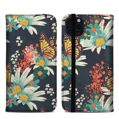 Apple iPhone 11 Pro Max Folio Case - Monarch Grove
