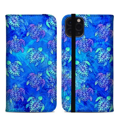Apple iPhone 11 Pro Max Folio Case - Shadow Grass Blades