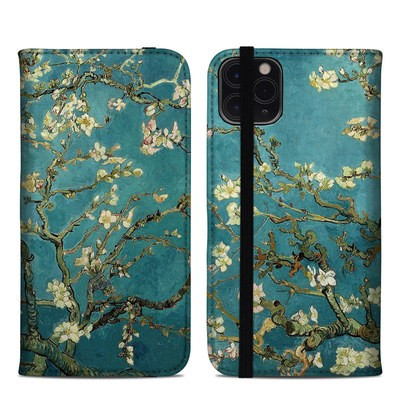 Apple iPhone 11 Pro Max Folio Case - Blossoming Almond Tree