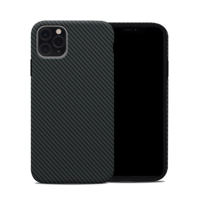 Apple iPhone 11 Pro Max Hybrid Case - Carbon