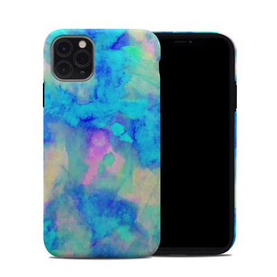 Apple iPhone 11 Pro Max Hybrid Case - Electrify Ice Blue