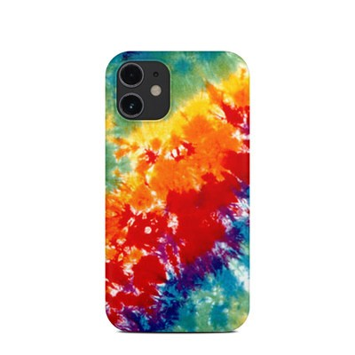Apple iPhone 12 Mini Clip Case - Tie Dyed
