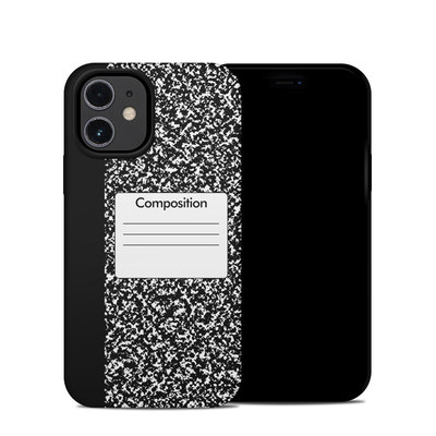 Apple iPhone 12 Mini Hybrid Case - Composition Notebook