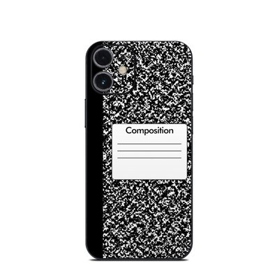 Apple iPhone 12 Mini Skin - Composition Notebook