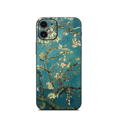 Apple iPhone 12 Mini Skin - Blossoming Almond Tree