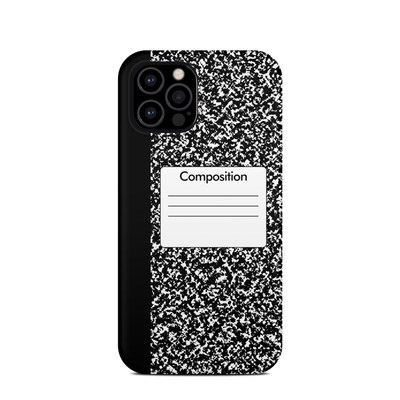 Apple iPhone 12 Pro Clip Case - Composition Notebook