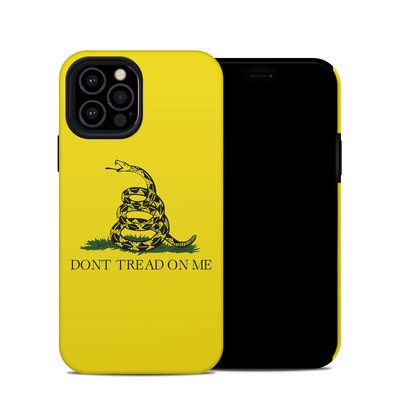 Apple iPhone 12 Pro Hybrid Case - Gadsden Flag