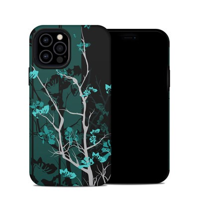 Apple iPhone 12 Pro Hybrid Case - Aqua Tranquility