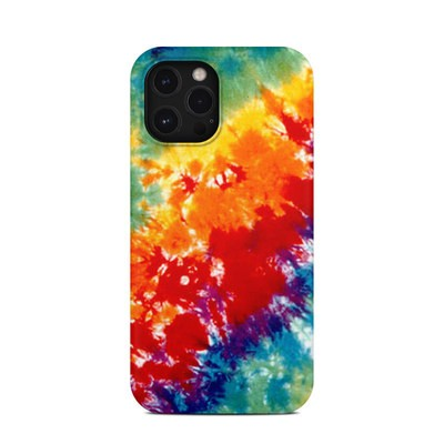 Apple iPhone 12 Pro Max Clip Case - Tie Dyed