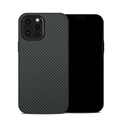 Apple iPhone 12 Pro Max Hybrid Case - Carbon