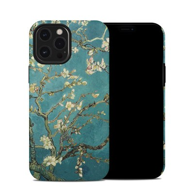 Apple iPhone 12 Pro Max Hybrid Case - Blossoming Almond Tree