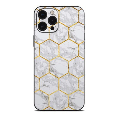 Apple iPhone 12 Pro Max Skin - Honey Marble