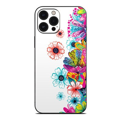 Apple iPhone 12 Pro Max Skin - Intense Flowers