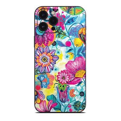 Apple iPhone 12 Pro Max Skin - Natural Garden