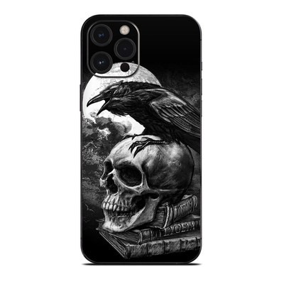 Apple iPhone 12 Pro Max Skin - Poe's Raven