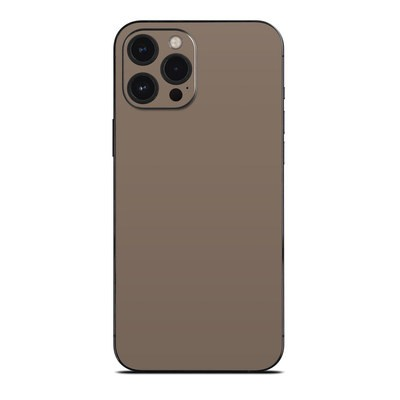 Apple iPhone 12 Pro Max Skin - Solid State Flat Dark Earth