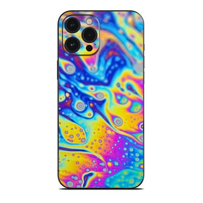 Apple iPhone 12 Pro Max Skin - World of Soap