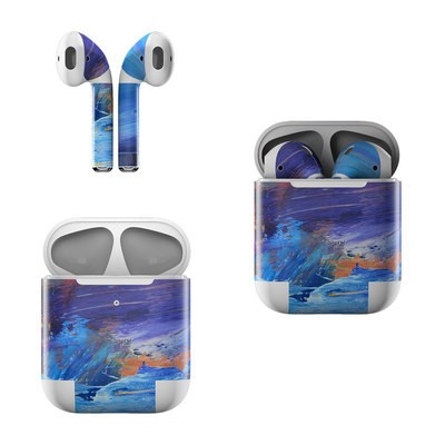 Apple Air Pods Skin - Abyss