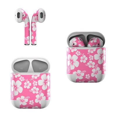 Apple AirPods Skin - Aloha Pink