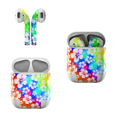 Apple AirPods Skin - Aloha Swirl