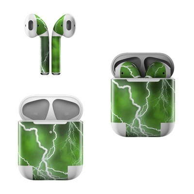 Apple AirPods Skin - Apocalypse Green