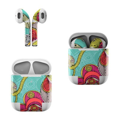 Apple Air Pods Skin - Beatriz