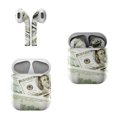 Apple Air Pods Skin - Benjamins