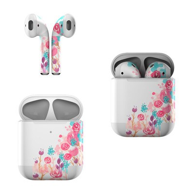 Apple AirPods Skin - Blush Blossoms