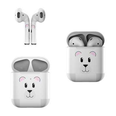 Apple AirPods Skin - Blizzard the Bear