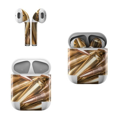 Apple AirPods Skin - Bullets