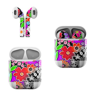 Apple Air Pods Skin - A Burst of Color