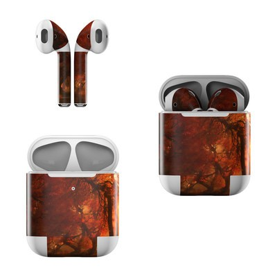 Apple AirPods Skin - Canopy Creek Autumn